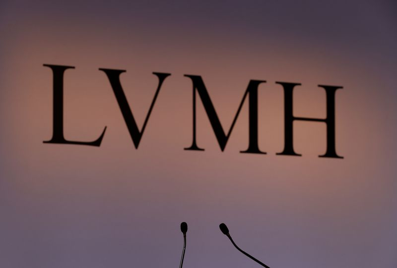 LVMH to make disinfectant gels to aid French coronavirus fight