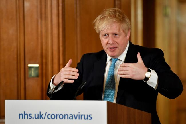 U.K. Locked Down After Johnson Acts Over 'National Emergency'