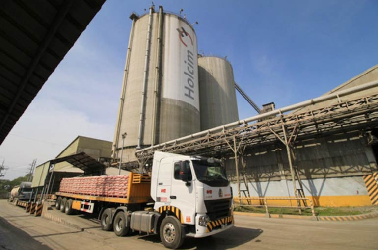 Holcim Philippines allots P121.5M to improve alternative fuel processing facility