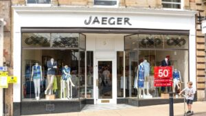 M&S buys Jaeger to boost fashion aisle