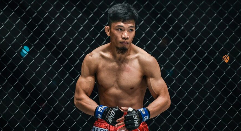 Adiwang in 'high risk, great reward' fight at ONE: Unbreakable