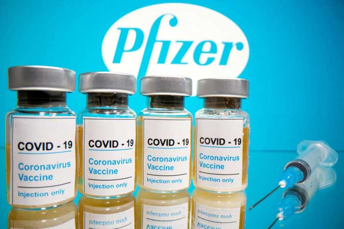 Philippines' FDA approves Pfizer vaccine for emergency use