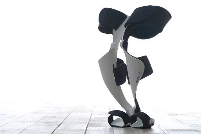 'Walkable chair' makes standing on the job an easier prospect