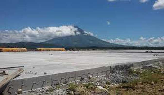 Bicol Int'l Airport expected to launch day operations by Oct. 7
